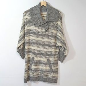 Anthro Change of the Moon Glissando Sweater Small